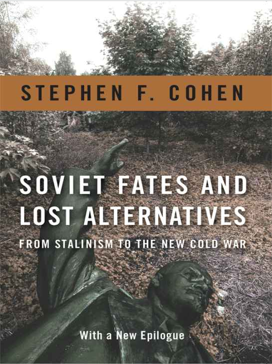 From Stalinism to the New Cold War