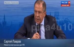 Sergei Lavrov - Munchen-7- MSC February 2015
