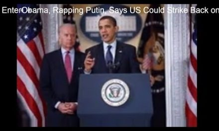 World News- Obama, Rapping Putin, Says US Could Strike Back on Cyber -News