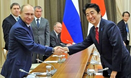 Vladimir Putin and Shinzo Abe agreed on joint use of the Kuril Islands