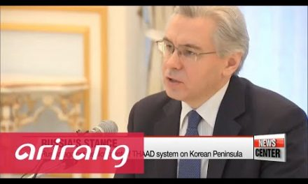 Russia's ambassador to S. Korea expresses doubt about five-party talks and THAAD