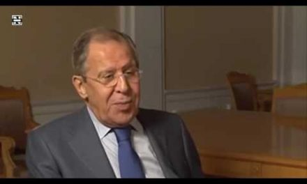 Sergey Lavrov's Interview For Film 'My Mind Is Set Yevgeny Primakov'
