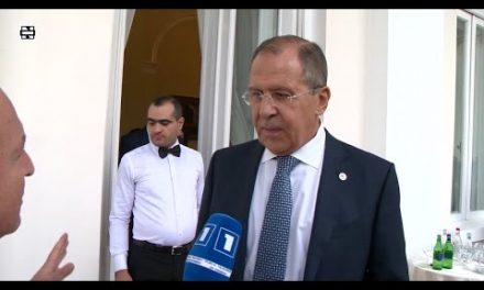 Media-Interview With Sergey Lavrov
