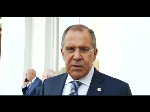 Armenia TV-Interview With Sergey Lavrov