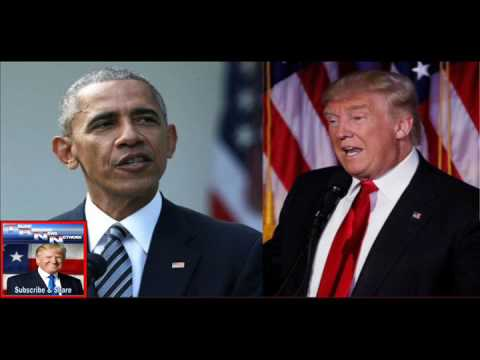 BREAKING Obama Says Russia Did NOT Rig Election for Trump