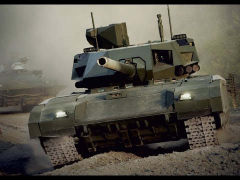 T-14 Armata – Russian Main Battle Tank [Review]