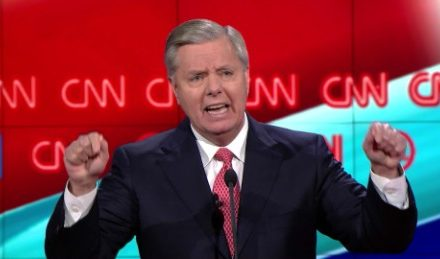 Lindsey Graham's best lines from CNN's undercard debate