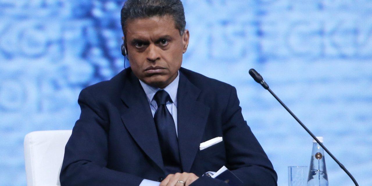 Fareed Zakaria Calls Donald Trump A 'Bulls ** t Artist' On Live Television