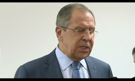 US Secretary of State Wasn't Allowed to Finish His Opening Statement at First Meeting with Lavrov
