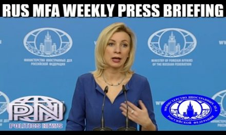 Maria Zakharova: Fake News About Russia