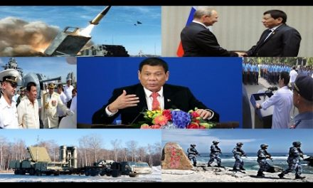Philippines toward Russia when US China displeasure