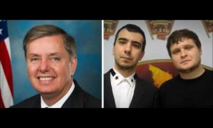 Russian hackers prank call to senator Lindsey Graham