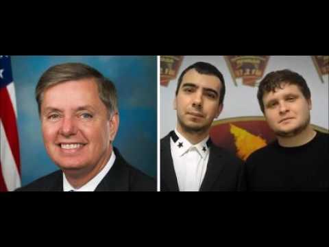 Russian hackers prank call to senator Lindsey Graham