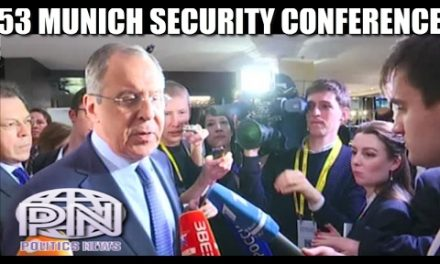 Mini-Interview By Sergey Lavrov At Munich Security Conference