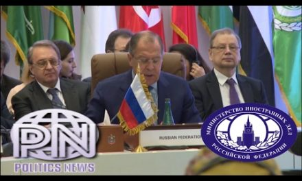 Sergey Lavrov's Speech At Russian-Arab Forum (UAE)