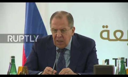UAE: Kiev leading situation in E. Ukraine 'into deadlock' – Lavrov