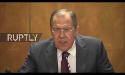 Russia: Lavrov hosts Palestinian reconciliation talks in Moscow