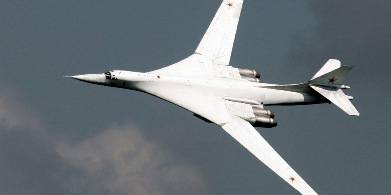Russia Pounds ISIS With Biggest Bomber Raid in Decades