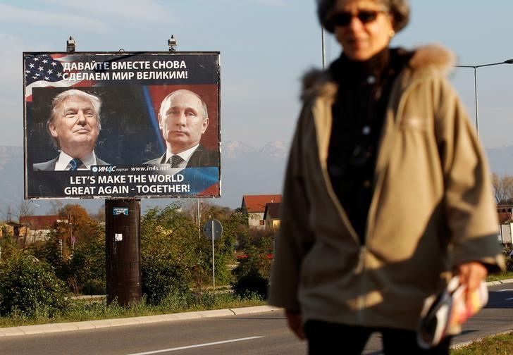 The Art of the Deal: Why Putin needs one more than Trump – Reuters