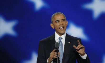 Obama Praises 'The America I Know, ' Says Clinton Is The One To Result It