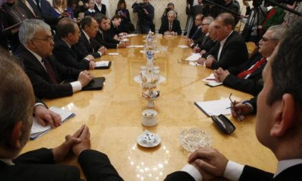 Russia's Lavrov backs renewal of UN-led Syria talks – Reuters