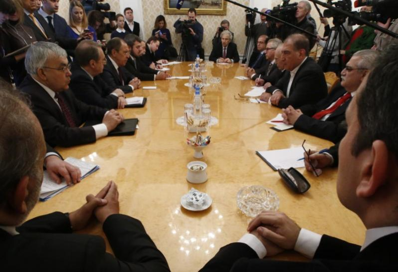 Russia's Lavrov backs renewal of UN-led Syria talks – Reuters