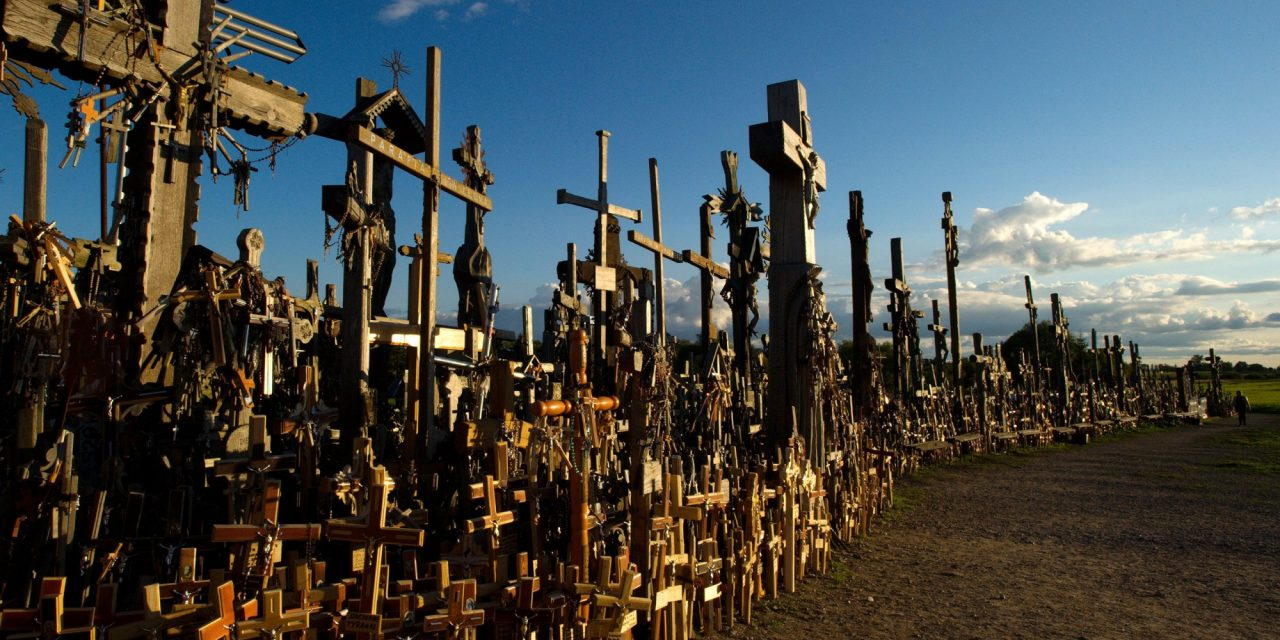 Lithuanias Amazing Hill of Crosses