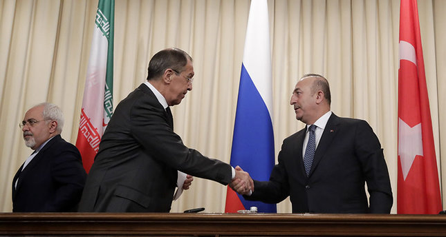 Cavusoglu, Lavrov discusses Syria developments in phone call – Daily … – Daily Sabah