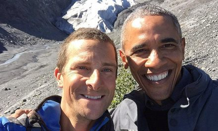 Obama operates wild with Bear Grylls to promote action on climate change