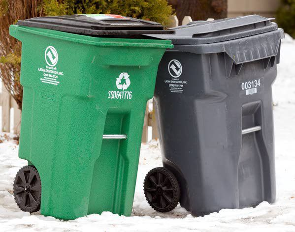 Moscow residents have upped recycling endeavours – Moscow-Pullman Daily News