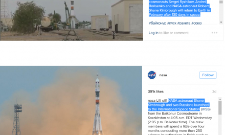 NASA vs Roscosmos
