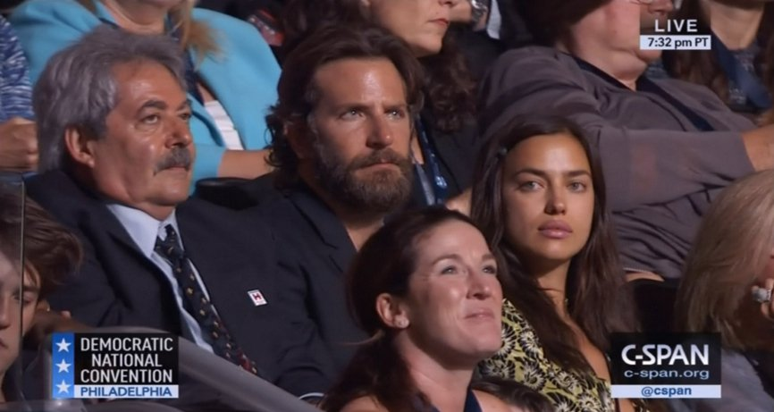Republicans Are Very Upset That American Sniper Star Bradley Cooper Is at the DNC