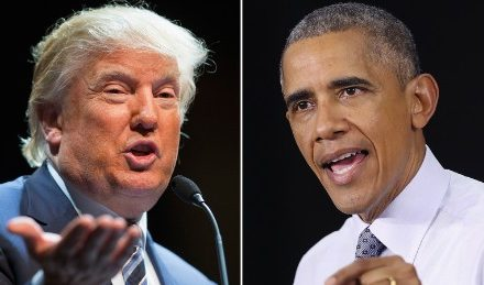 Donald Trump calls Obama 'founder of ISI'S