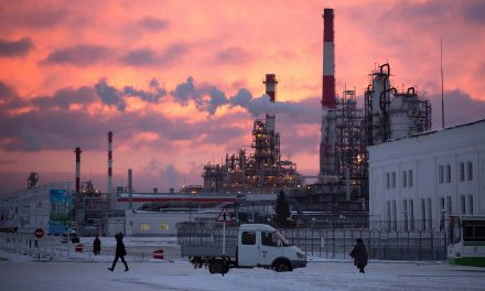 Russias Savior From Oils Collapse Is Now Snuffing Out Recovery