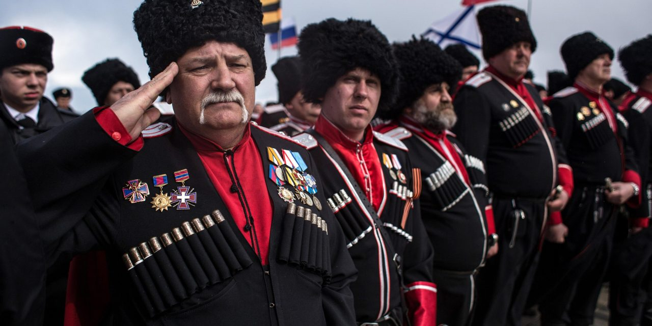 Cossack comeback: fur flies as 'fake' groups spark identity crisis