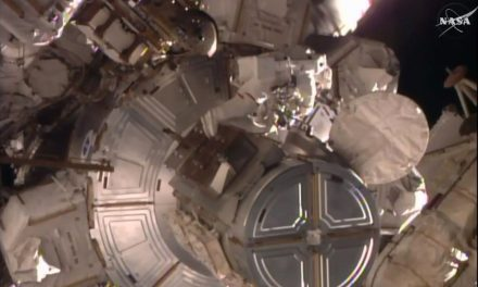 Spacewalk aborted after water leaks into astronaut's helmet | Fox News
