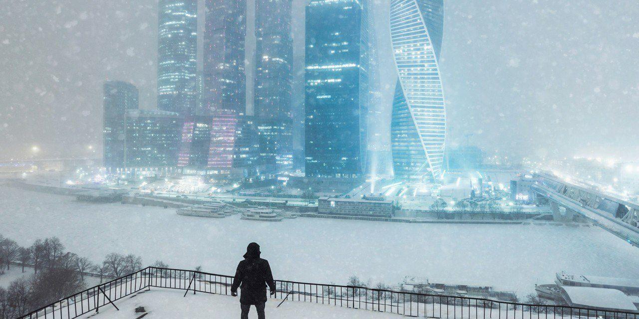 ( X-post, r/ pics) Winter in Russia[ 1280 x960]
