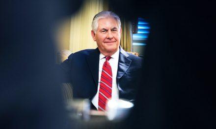 3 Key Questions Senators Must Ask Rex Tillerson, Trump's Secretary of State Pick