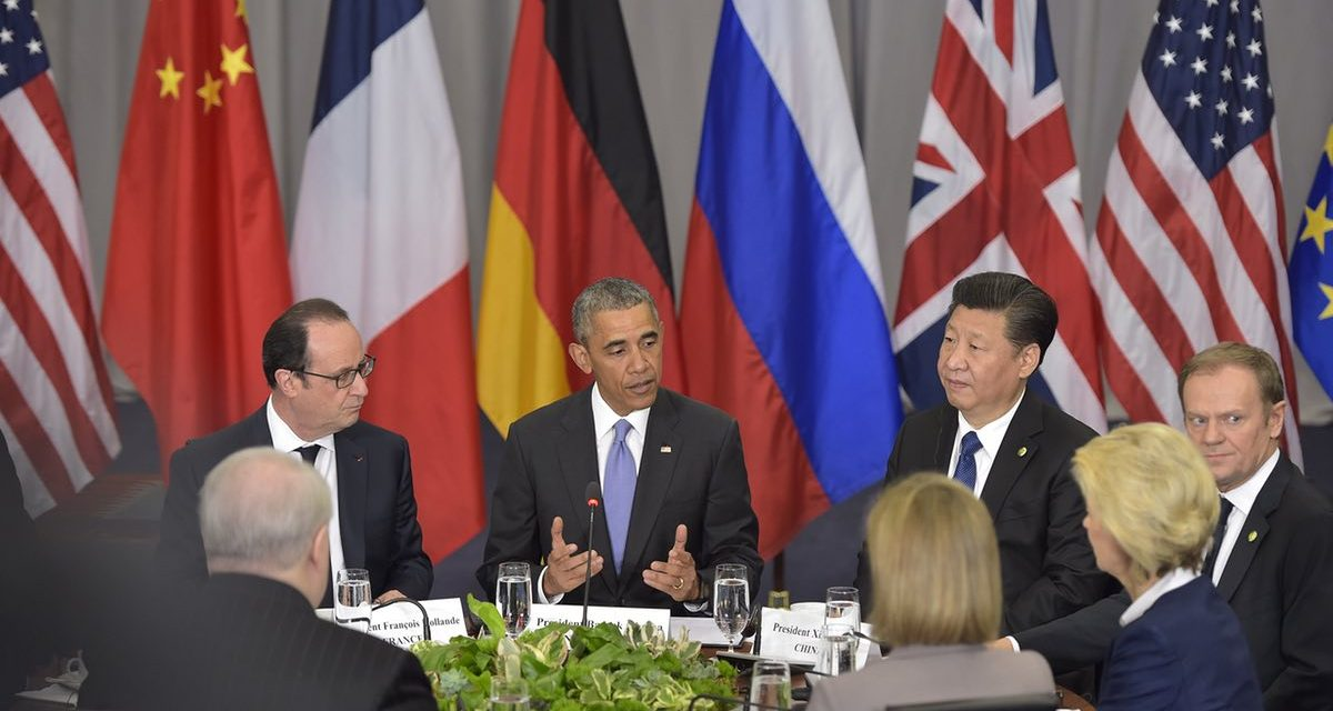 Obama at nuclear summit: 'madmen' threaten global security