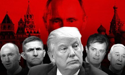 33 the issue of Donald Trump and Russia – Vox