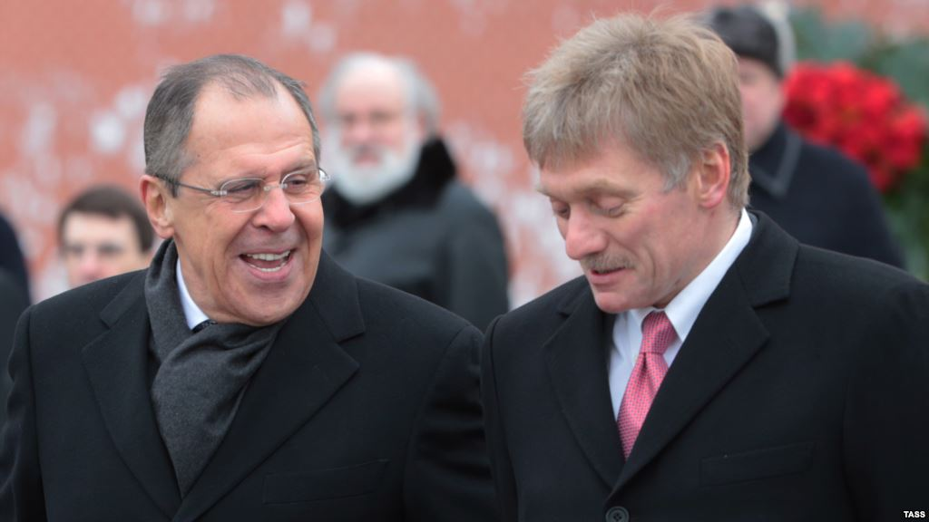 Lavrov Rejects Claim Moscow Was Behind Montenegro Coup Plot – RadioFreeEurope/ RadioLiberty