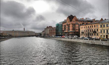 Saint-Petersburg, Russia[ OC ][ 1000 x656]