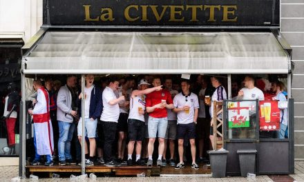 Euro 2016: FA chief appeals to England fans after violence in Lille