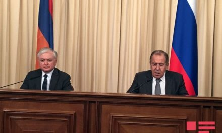 Lavrov: MG co-chairs are not inactive – APA