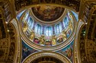 Saint Isaac's Cathedral dome, St. Petersburg, Russia[ 2048 x1367] by Kam