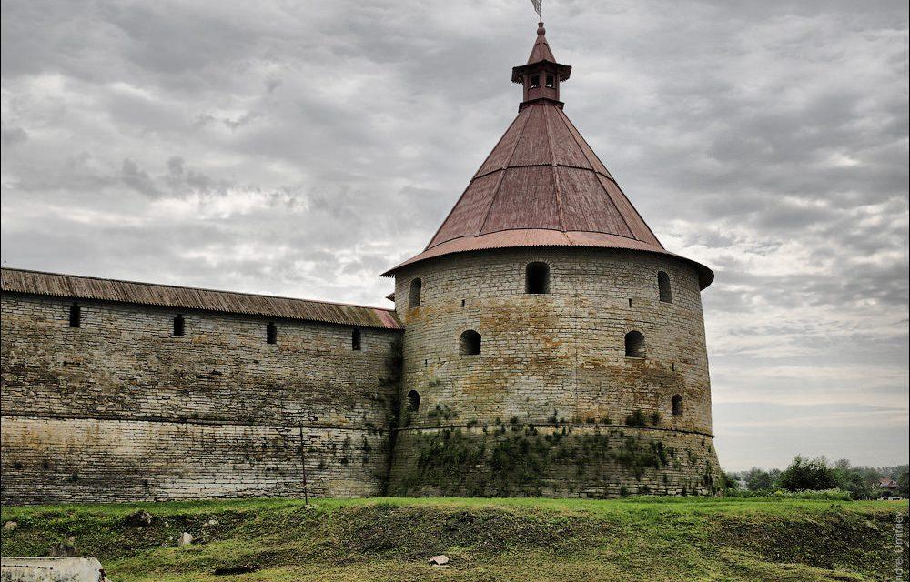"""Fortress """"Nut"""", Shlisselburg, Russia[ OC ][ 1000 x695]"""