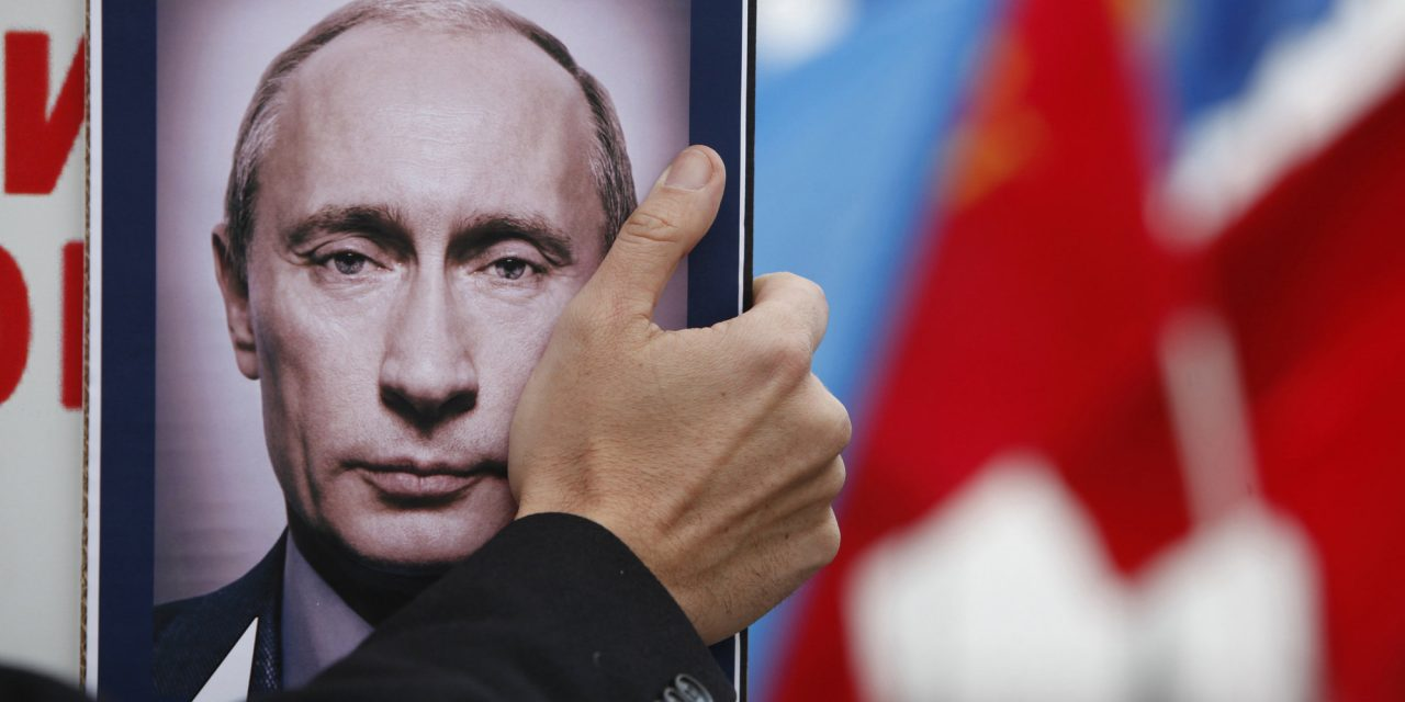 Russians Who Once Protested Putin Have This Advice For Americans Troubled By Trump