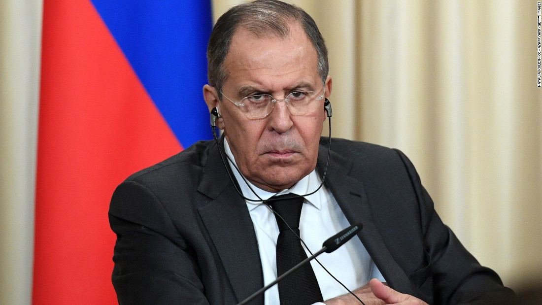 Lavrov says Russia keen for dialogue with Trump