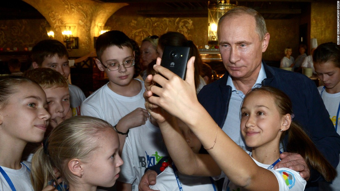 Will 2017 be luck for Vladimir Putin?