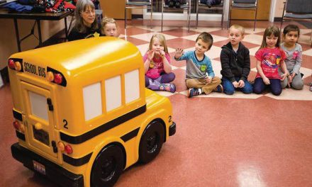 Moscow preschoolers fulfill( Buster) the bus – Moscow-Pullman Daily News